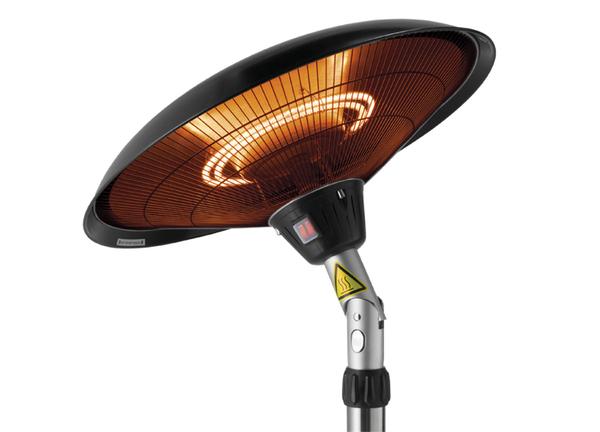UNOLD 86706 venkovní tepelný zářič (2100W)