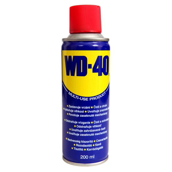 Univerzální mazivo WD-40 200 ml