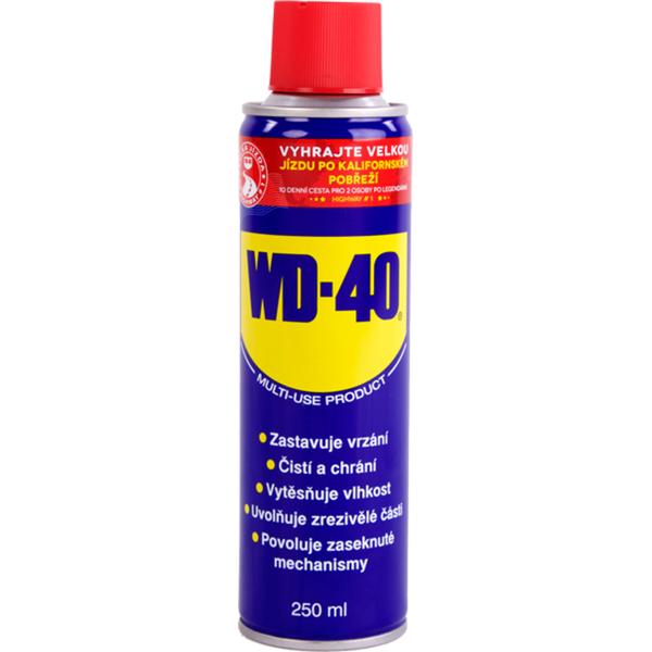 Univerzální mazivo WD-40 250 ml