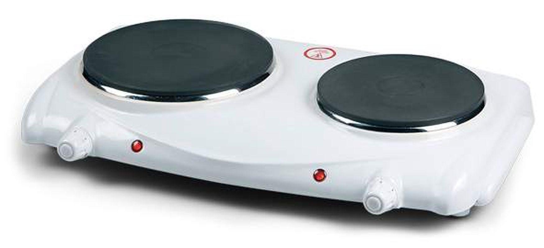 Vařič dvouplotýnkový - DOMO DO310KP, elektrický