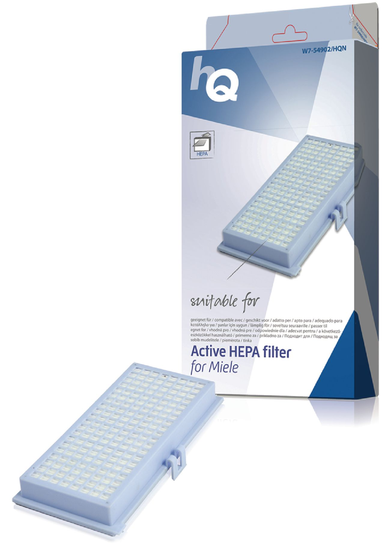Náhradní aktivní HEPA Filtr Miele - 04854915