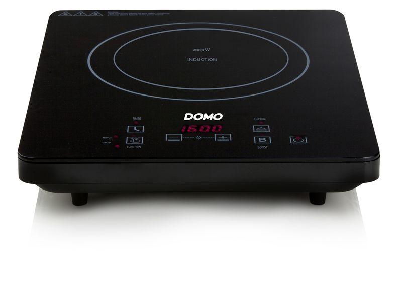 Indukční jednoplotýnkový vařič - DOMO DO328IP