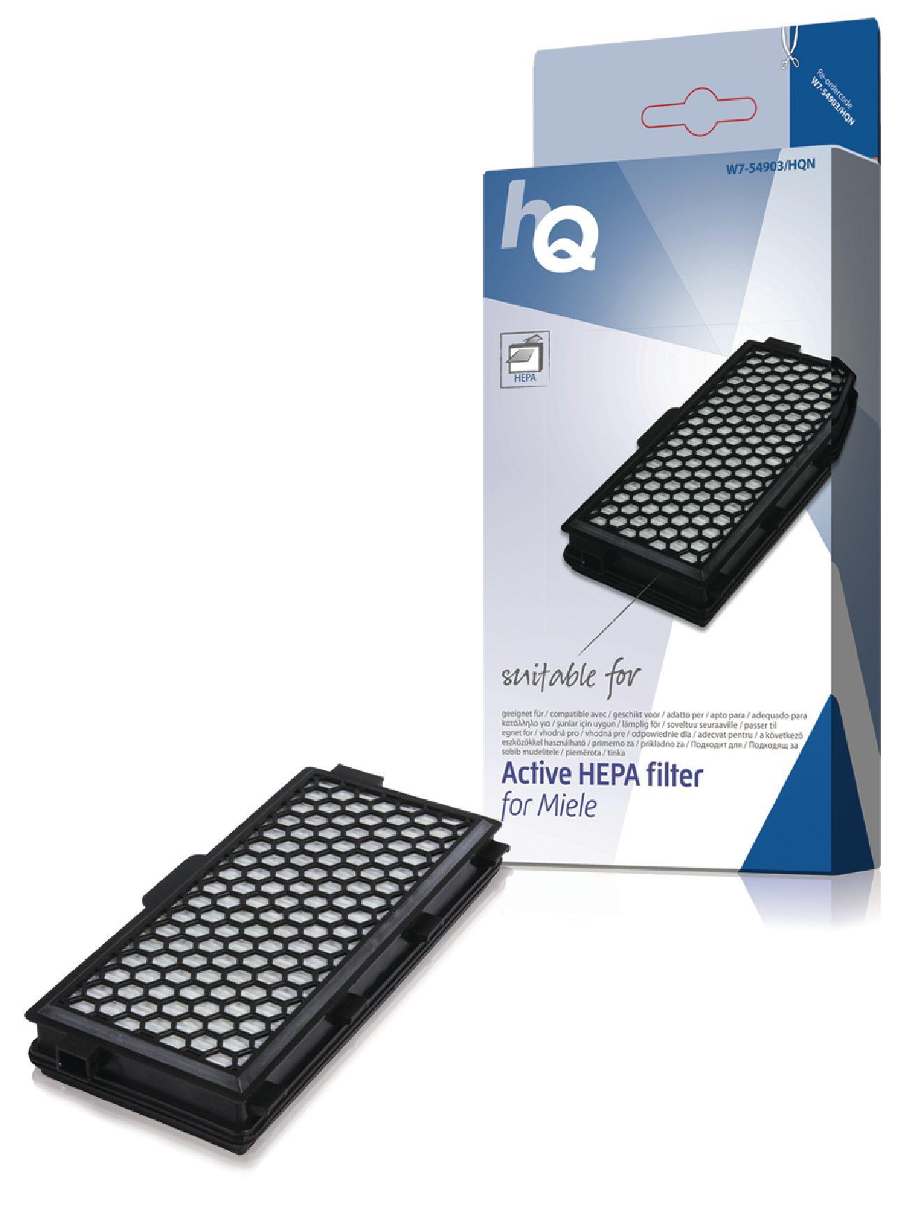 Náhradní aktivní HEPA Filtr Miele - 7226170
