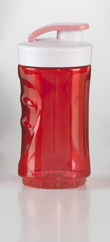 Smoothie mixér - červený - DOMO DO434BL