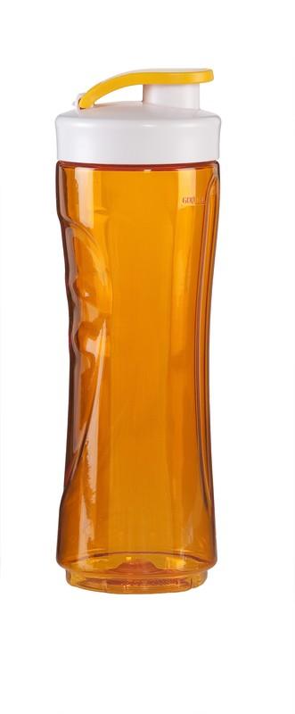 Smoothie mixér - oranžový - DOMO DO435BL