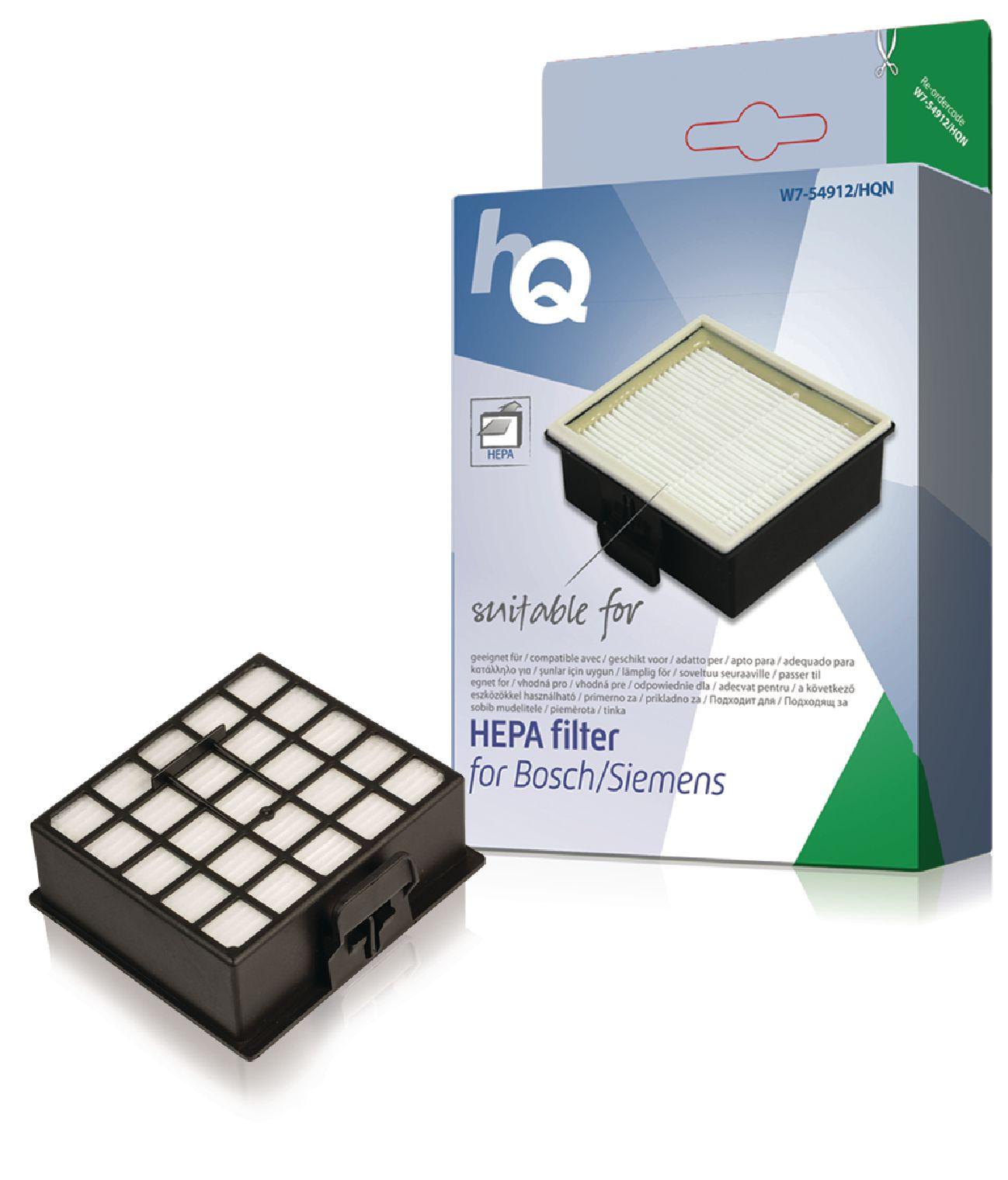 Náhradní aktivní HEPA Filtr Bosch/Siemens - 426966