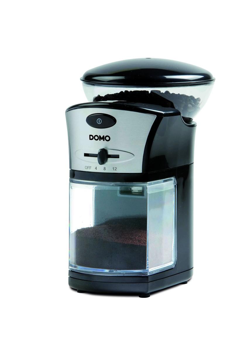 Mlýnek na kávu elektrický - DOMO DO442KM, 215g kávy