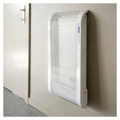 MICA topný panel do koupelny s IP24 - DOMO DO7315M, s extra tichým ventilátorem