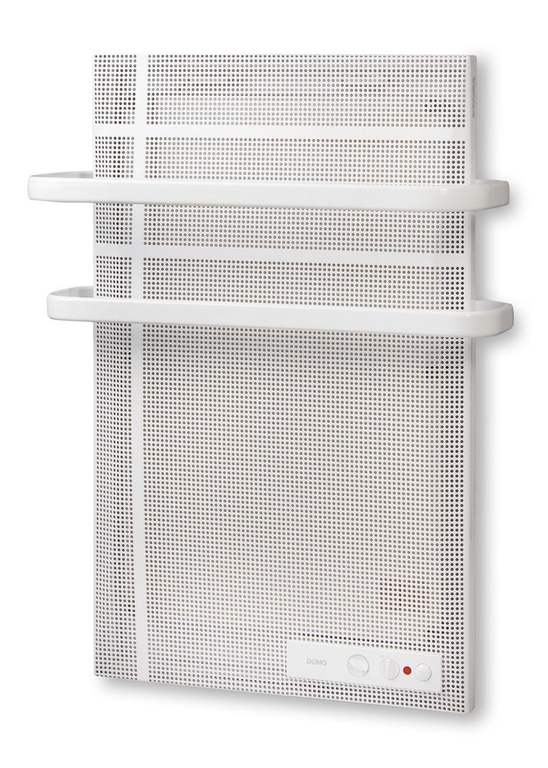 MICA topný panel do koupelny se sušákem na ručníky - DOMO DO7316M, IP24