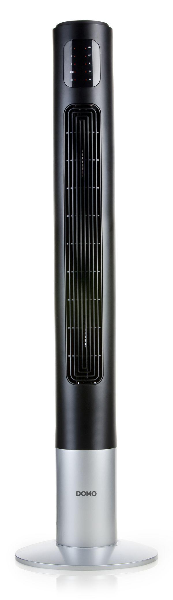 Ventilátor sloupový - s dálkovým ovládáním - DOMO DO8123