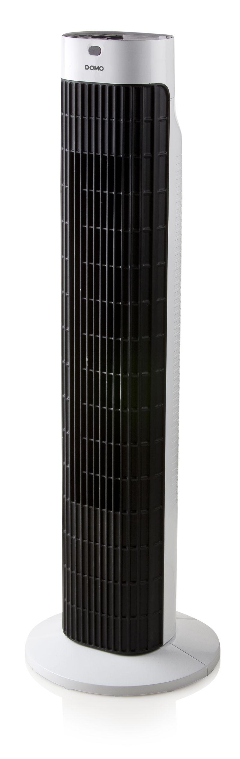 Ventilátor sloupový - DOMO DO8126, dálkové ovládání