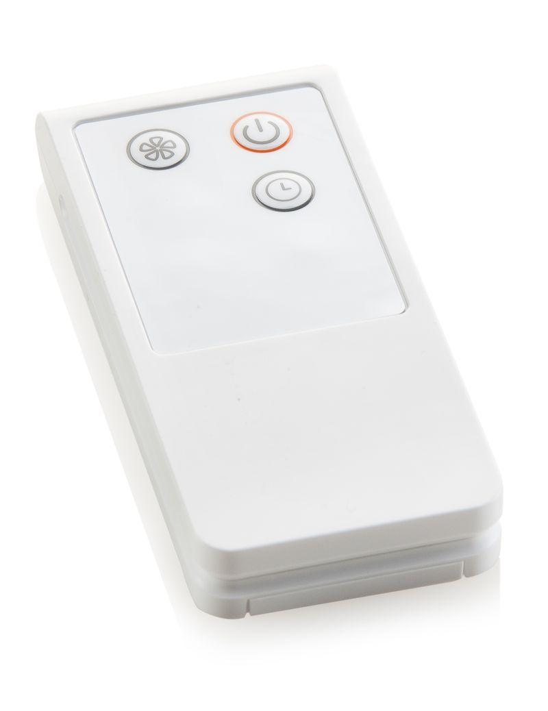 Stojanový ventilátor s časovačem - DOMO DO8141, dálkový ovladač