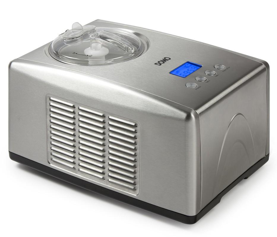 Zmrzlinovač s kompresorem - DOMO DO9066I
