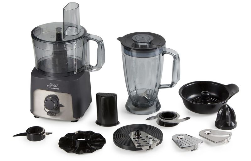 Kuchyňský robot - Food Processor řady Piet - DOMO DO9112FP