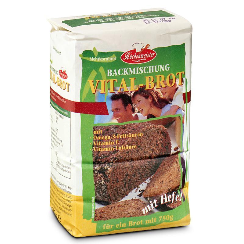 Chlebové směsi - Vital chléb