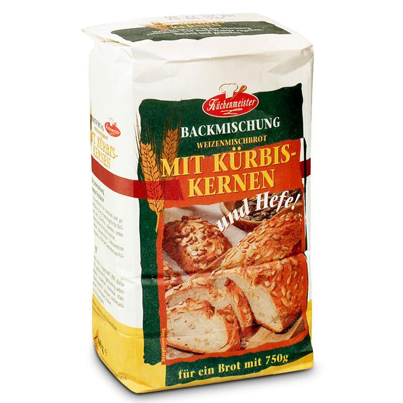 Chlebové směsi - Dýňový chléb