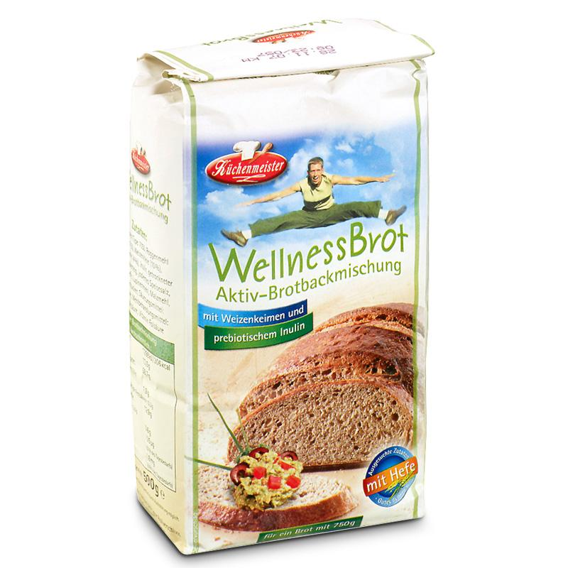 Chlebové směsi - Wellness Aktiv Prebio