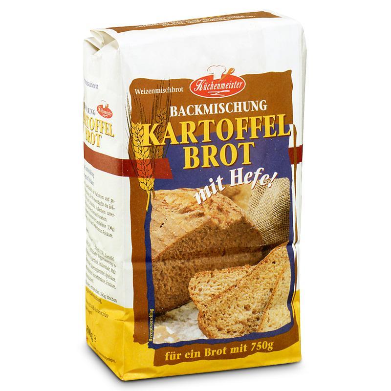 Chlebové směsi - Bramborový chléb