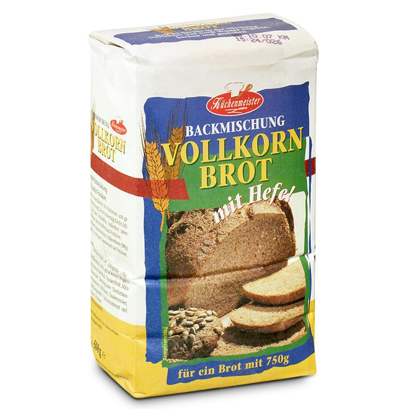 Chlebové směsi - Celozrnný chléb