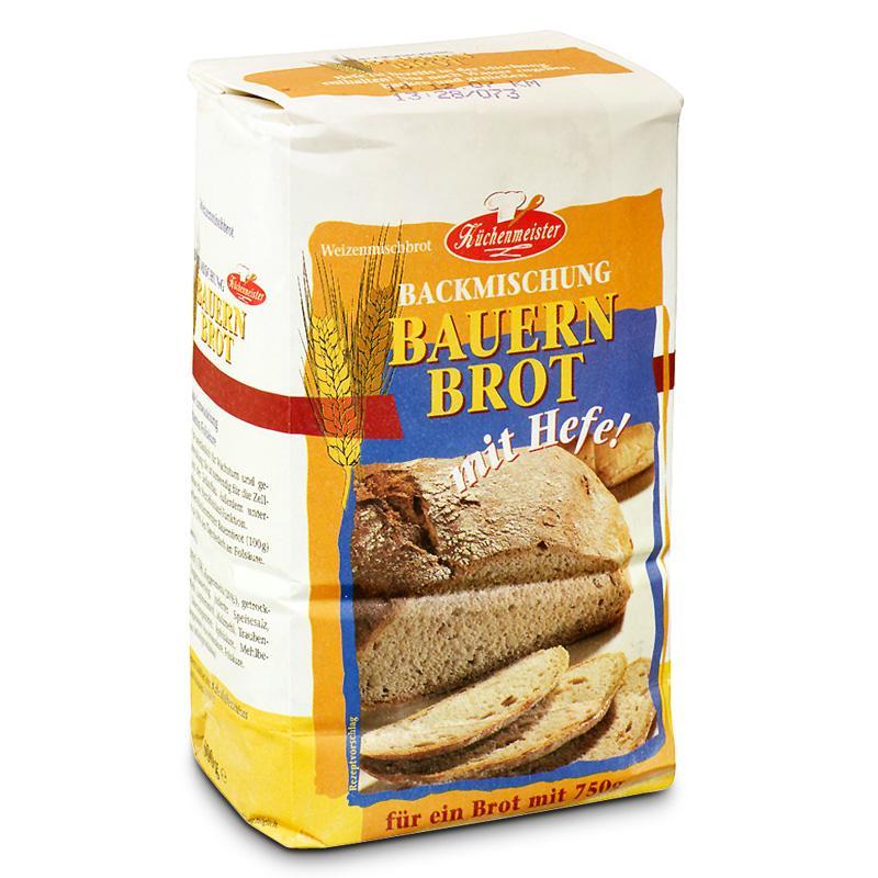 Chlebové směsi - Selský chléb