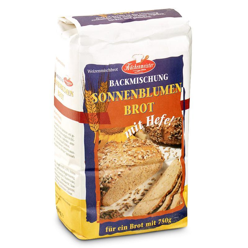 Chlebové směsi - Slunečnicový chléb