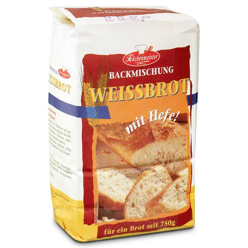 Chlebové směsi - Sendvičový chléb bílý