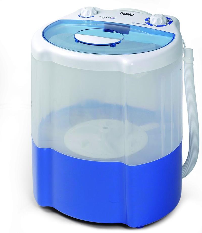 Elektrická mini pračka -QUIGG MW1-F, 2 kg prádla