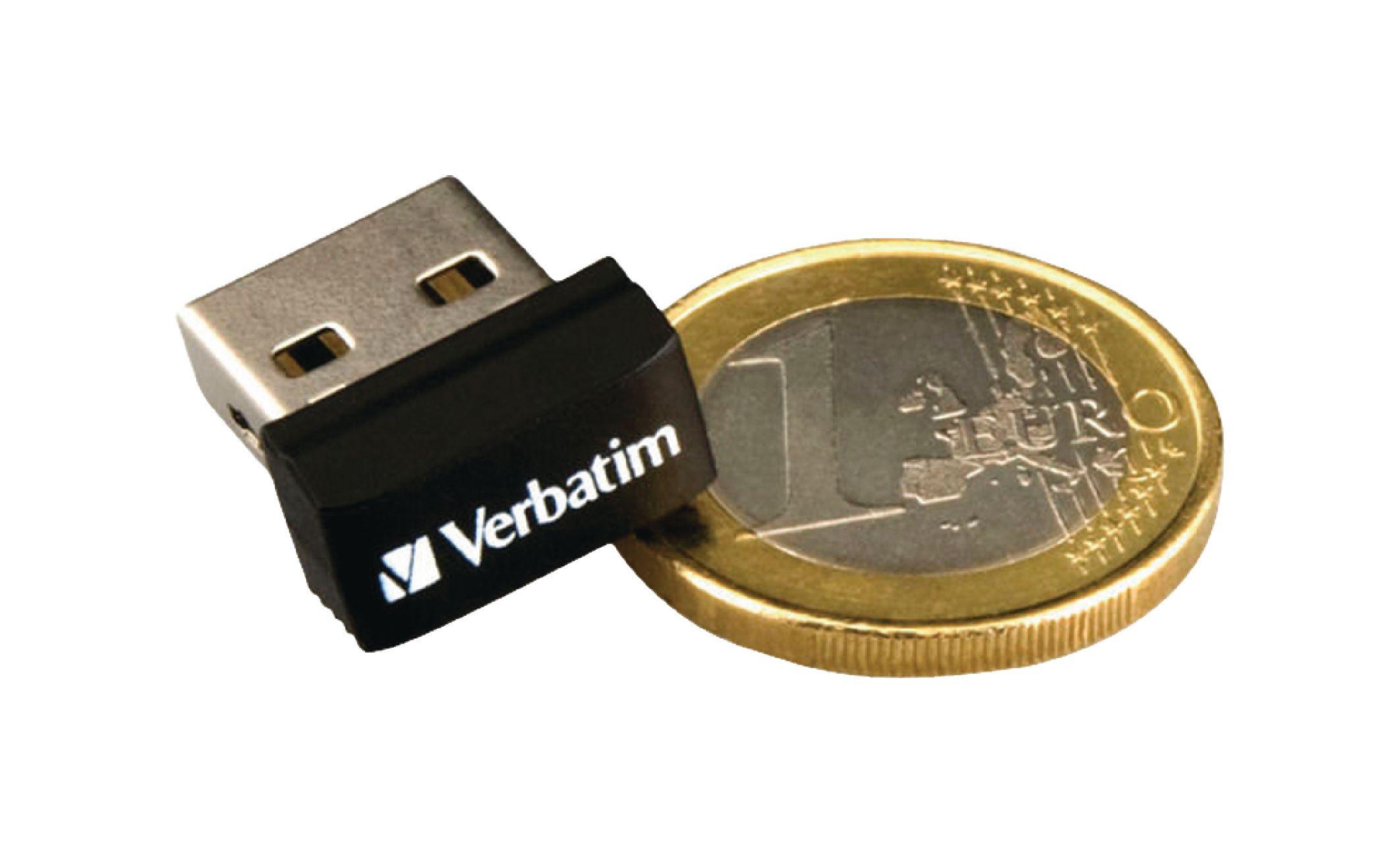 Vebatim nano flash disk USB 2.0 16 GB