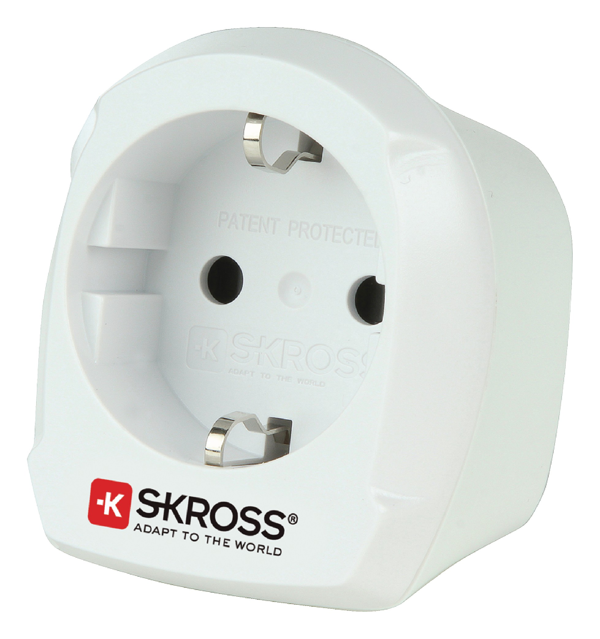 Cestovní adaptér z ČR, Evropa do Anglie, UK Skross SKR1500230