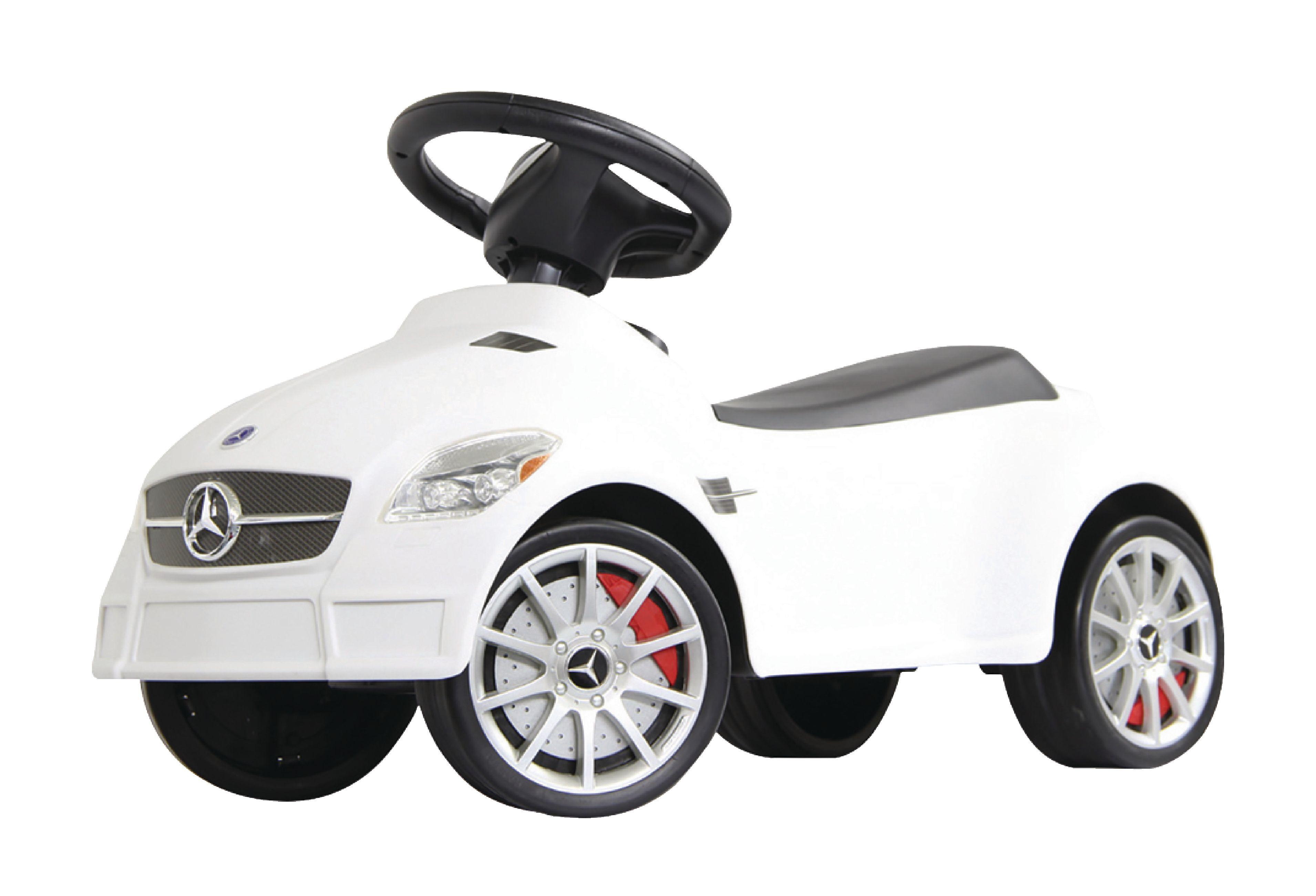 Dětské odstrkovadlo Mercedes SLK55 AMG bílý, Jamara JAM-460206