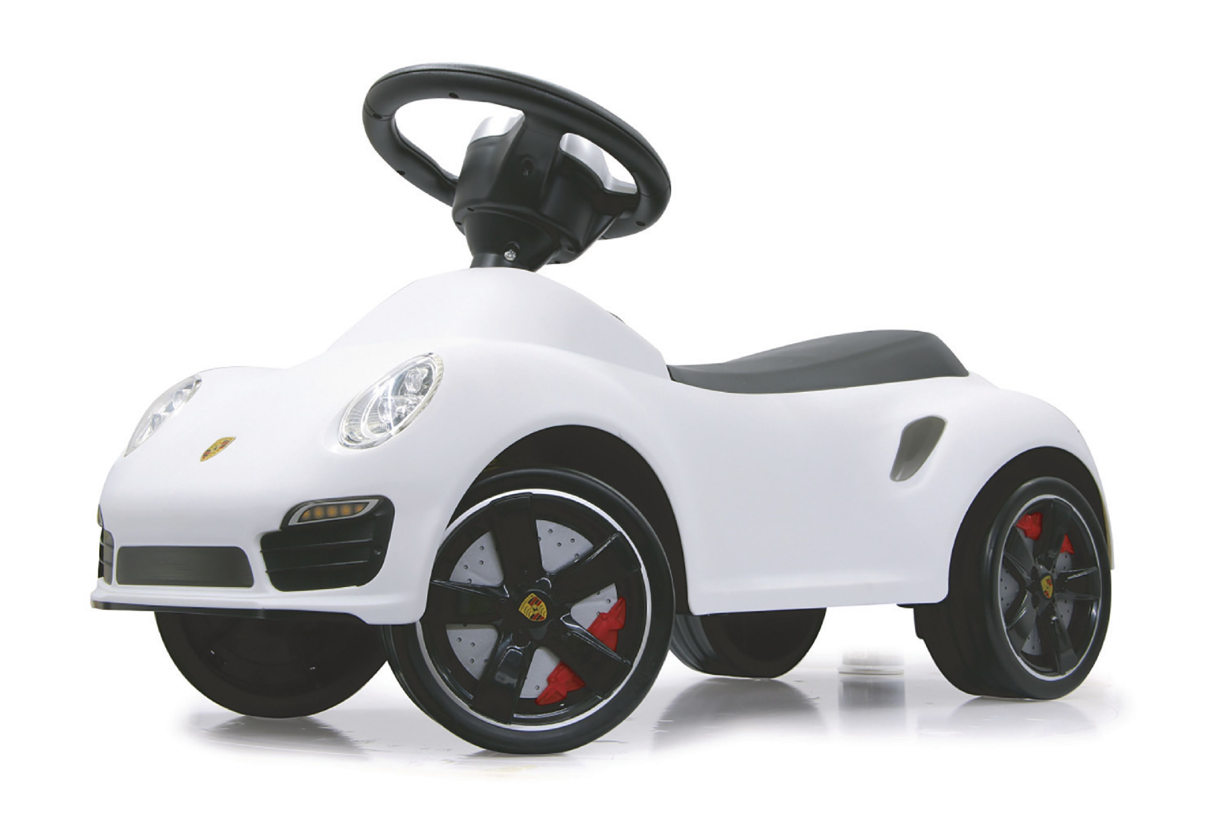 Dětské odstrkovadlo Porsche 911 bílé, Jamara JAM-460209