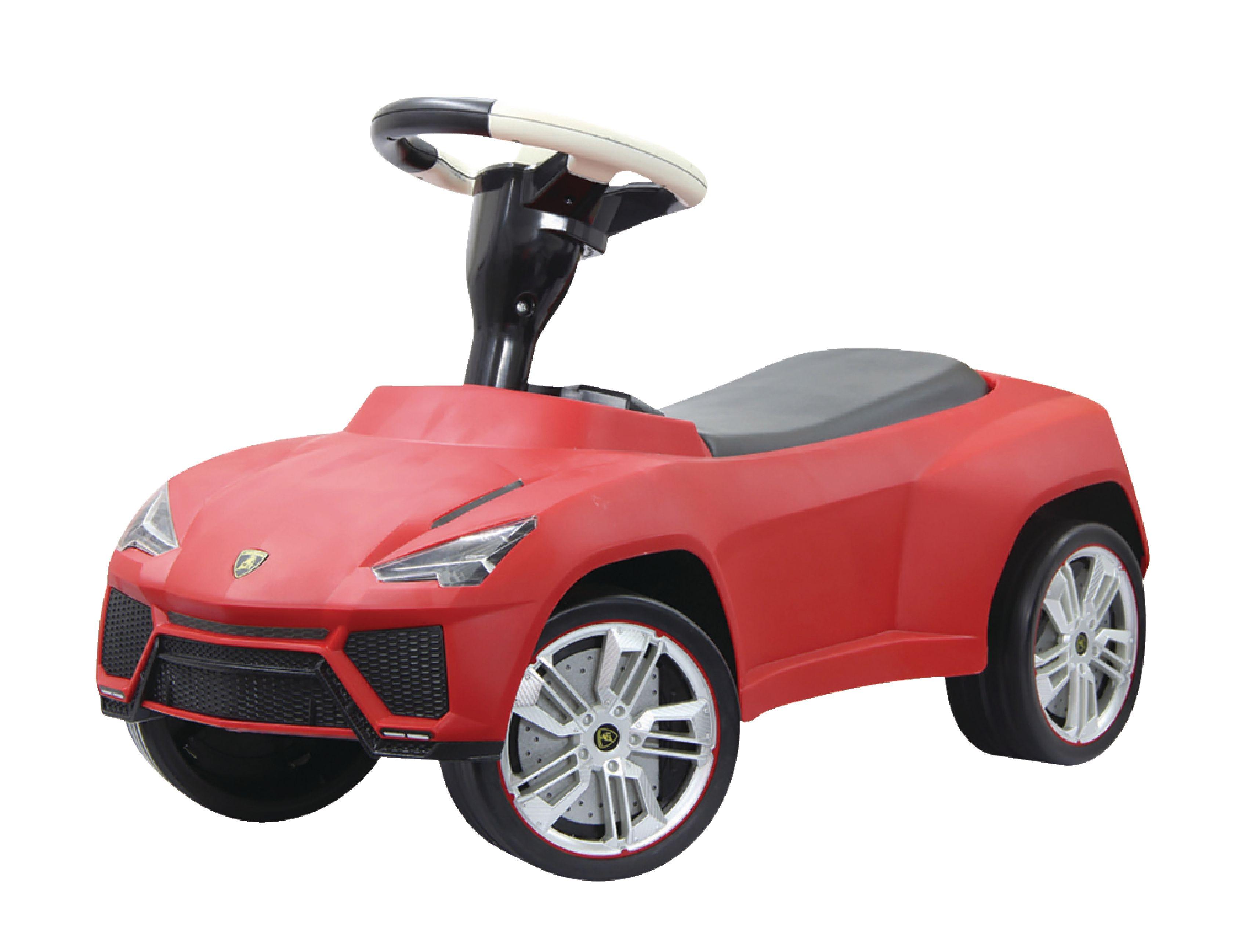 Dětské odstrkovadlo Lamborghini Ursus červené, Jamara JAM-460215