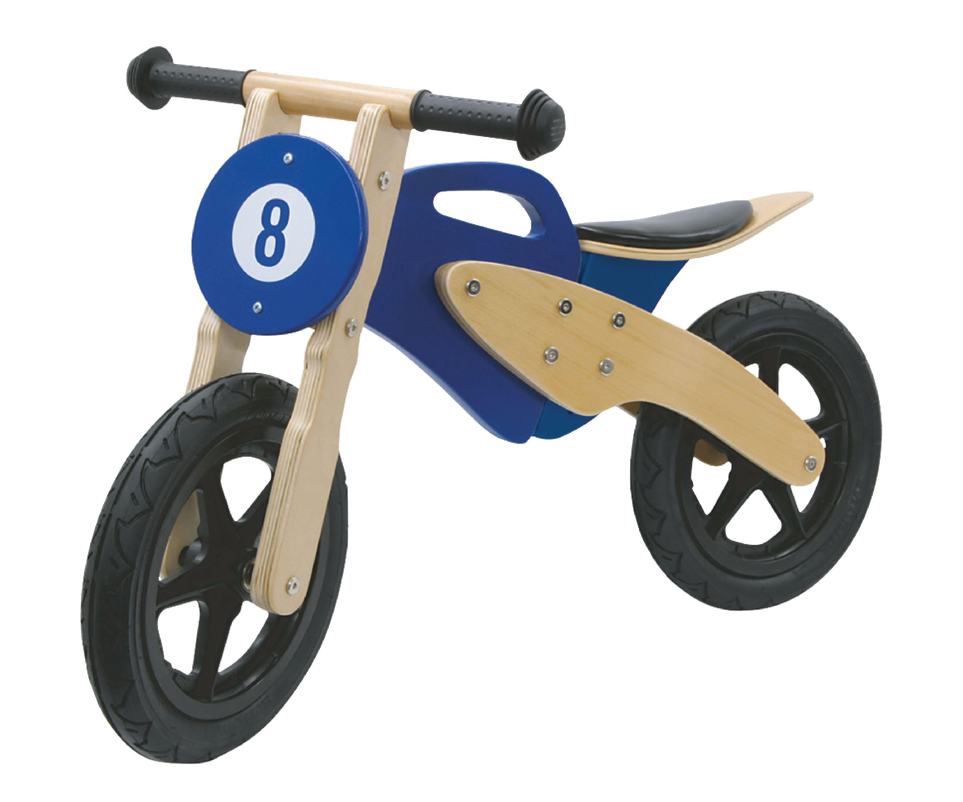 Dětské odrážedlo modrá motorka Jamara JAM-460232