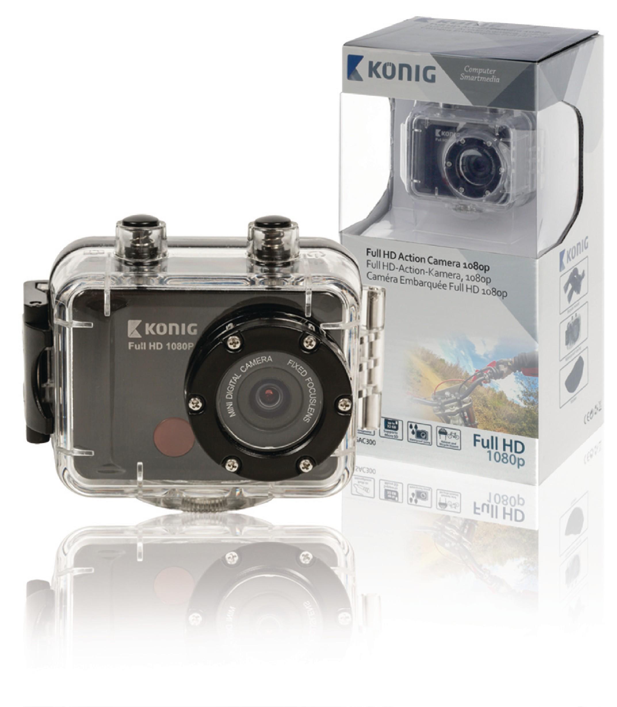 Full HD sportovní kamera König CSAC300
