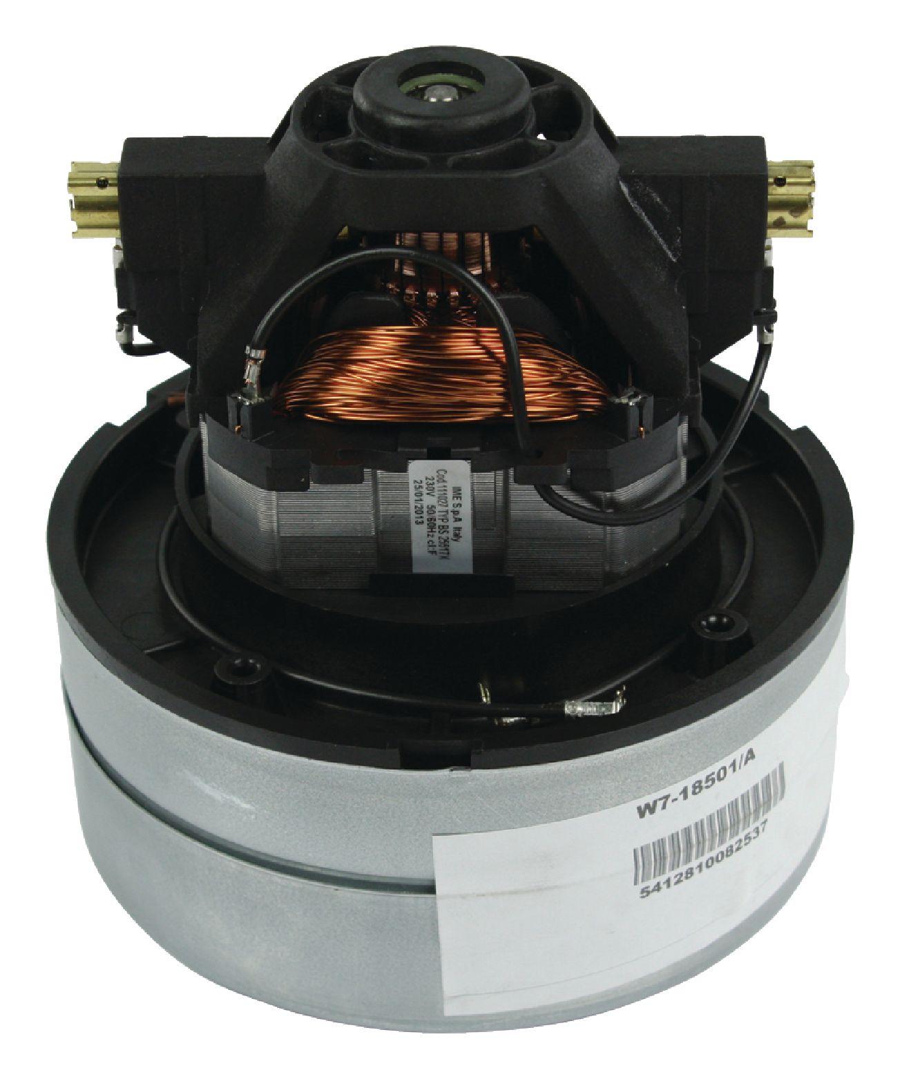 Univerzální dvoustupňový motor pro vysavače typ 11ME03