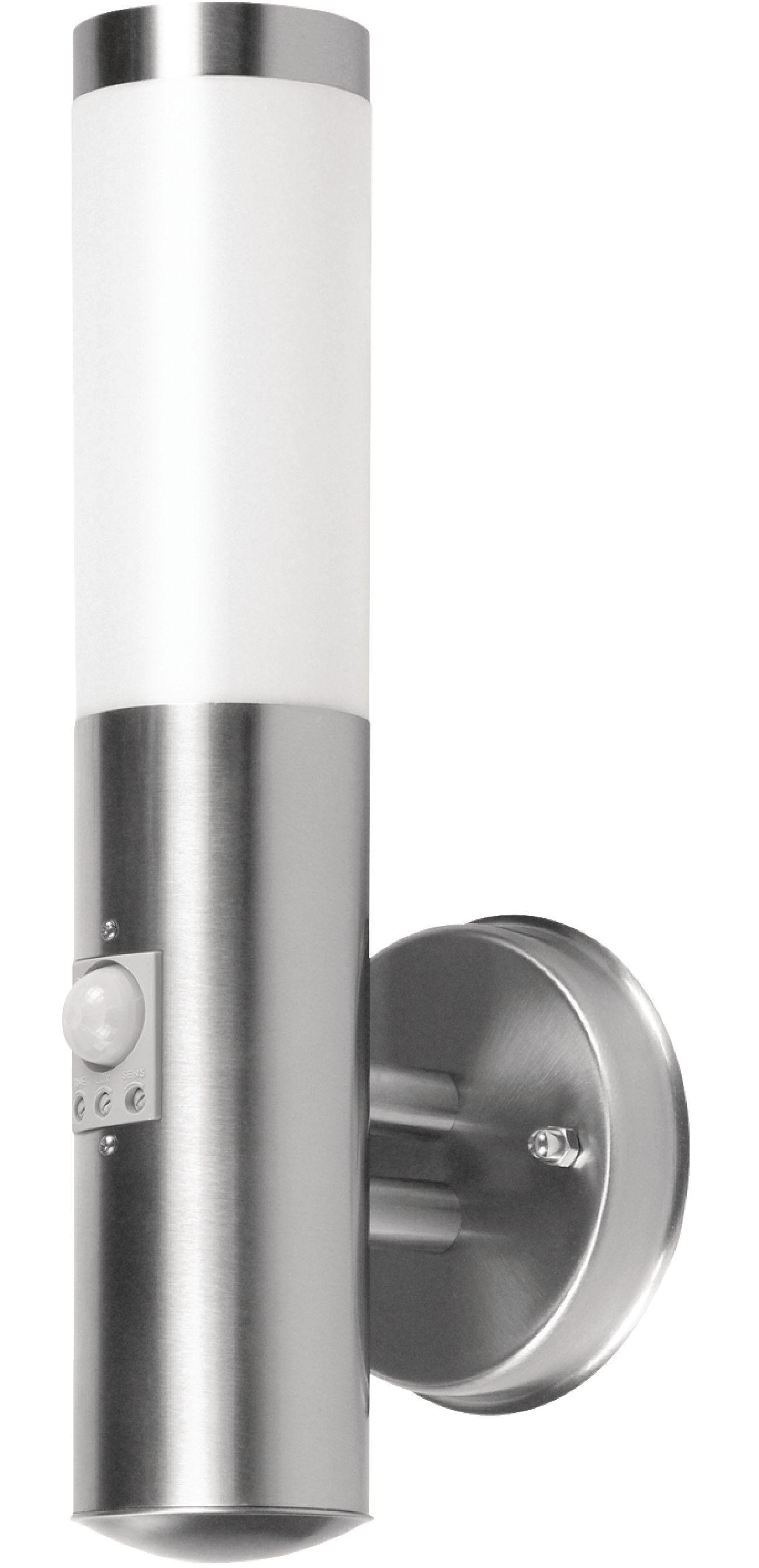 Venkovní nástěnné svítidlo E27 PIR Ranex RX1010-38R-S
