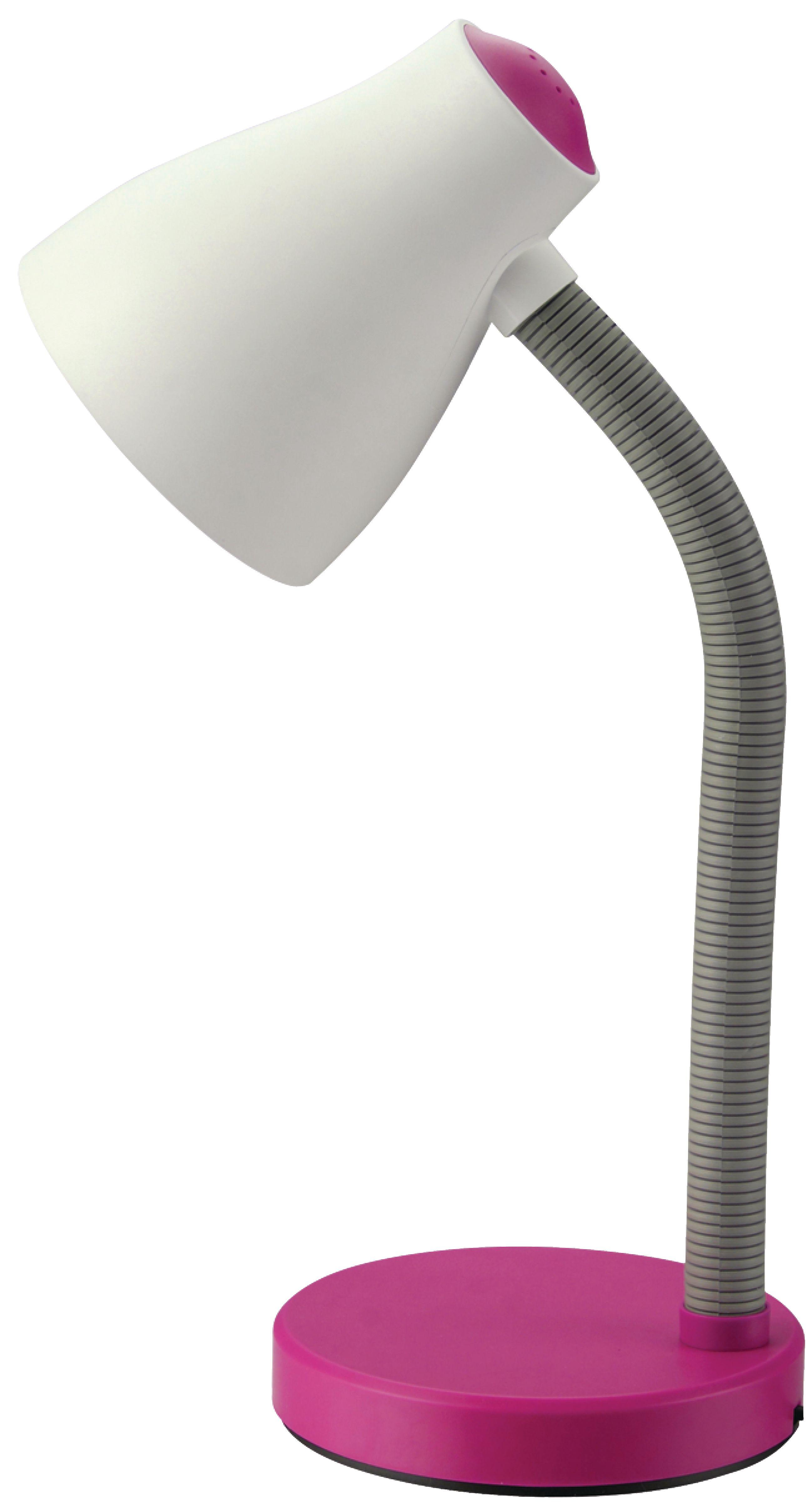 Stolní lampička Ranex Babet růžová RA-6000644