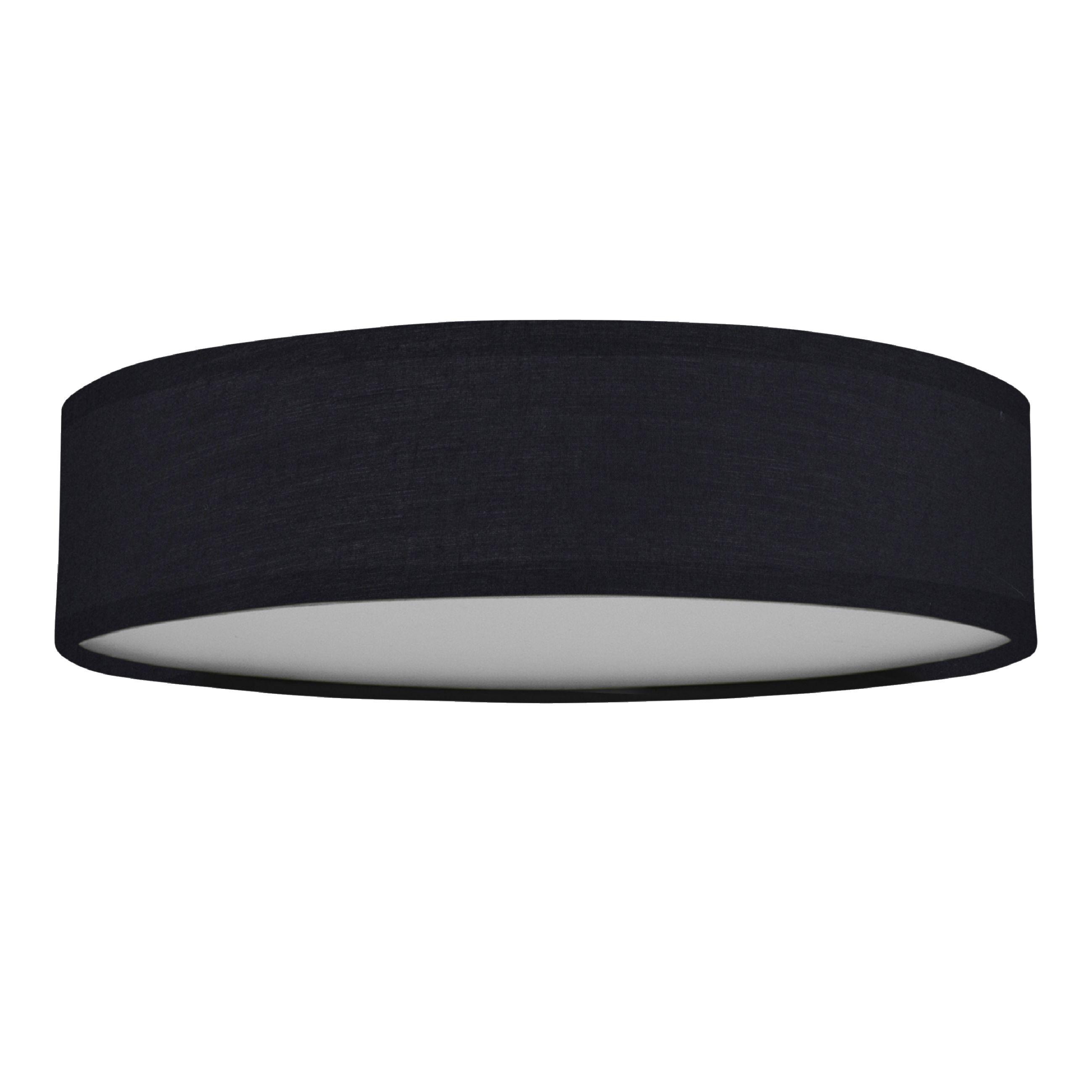 Stropní LED svítidlo 40 cm Ranex Mia RA-1000469, černé