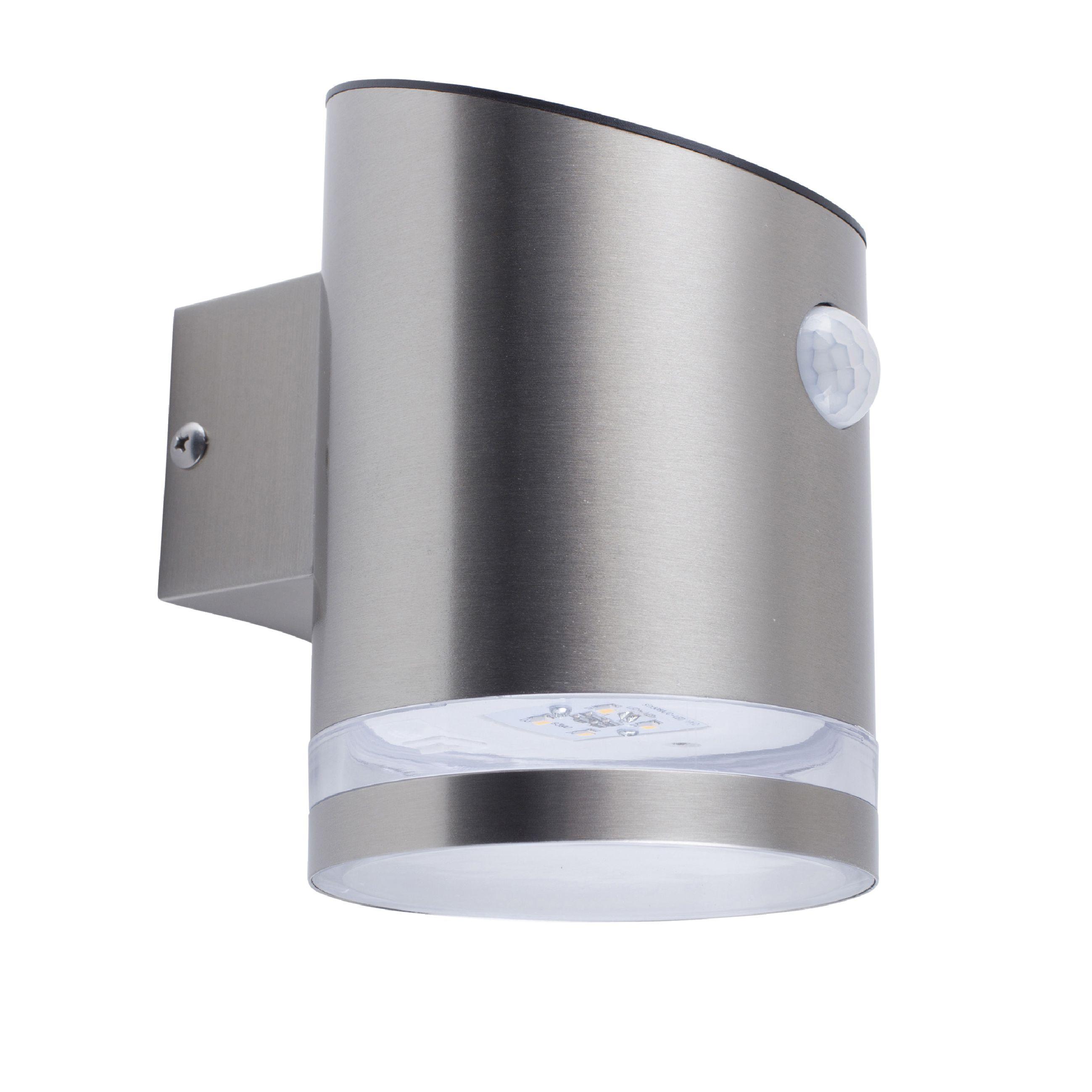 Venkovní solární nástěnné LED svítidlo PIR Ranex 5000.701, RA-1004582