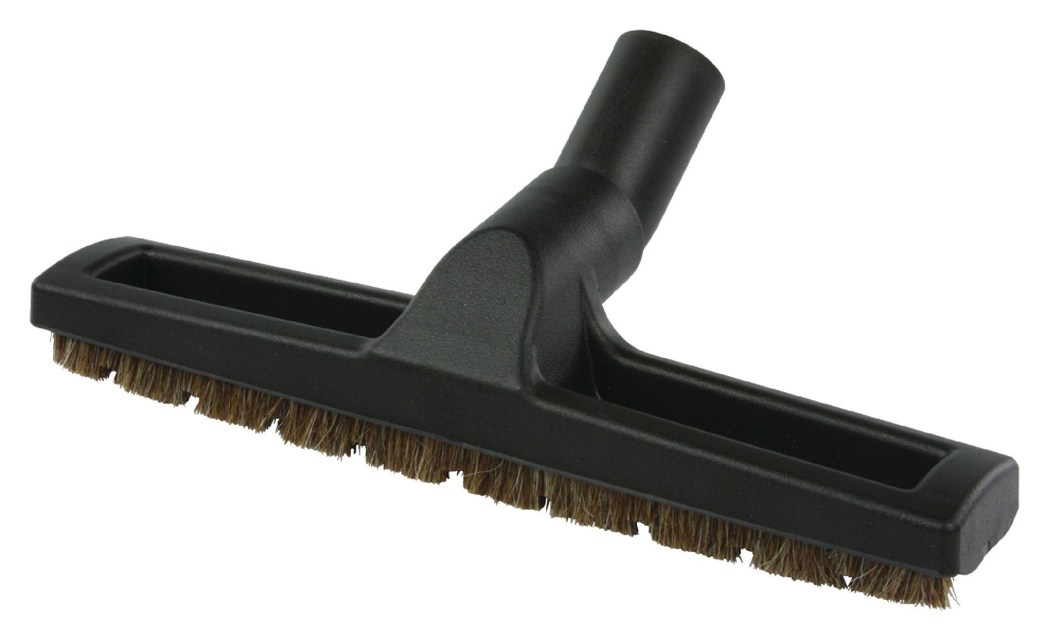 Parketová podlahová hubice s přírodními štětinami, průměr 32 mm