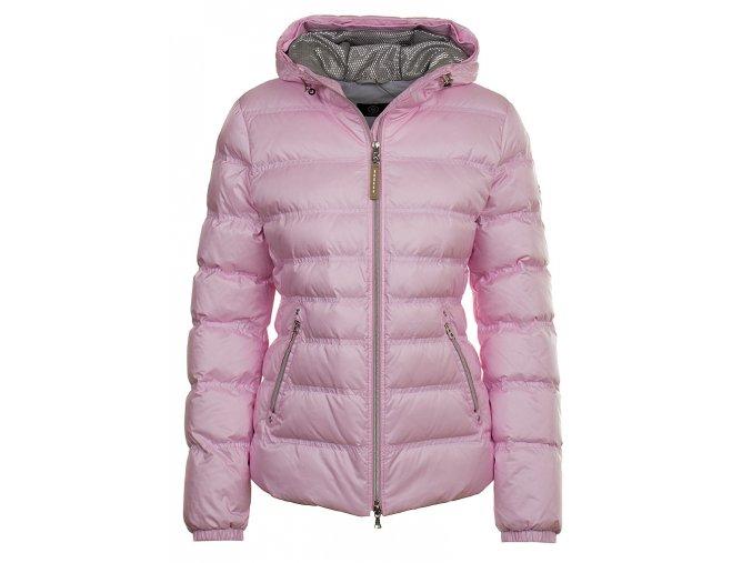 Bogner dámská péřová bunda růžová (Velikost M)