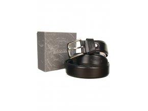 NA256 Napapijri kožený pásek (1)