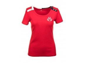 Tommy Hilfiger dámské tričko TH38 (Velikost M)