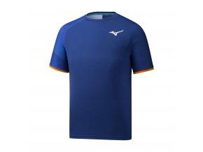 Tenisové triko Shadow Tee Mazarine Blue