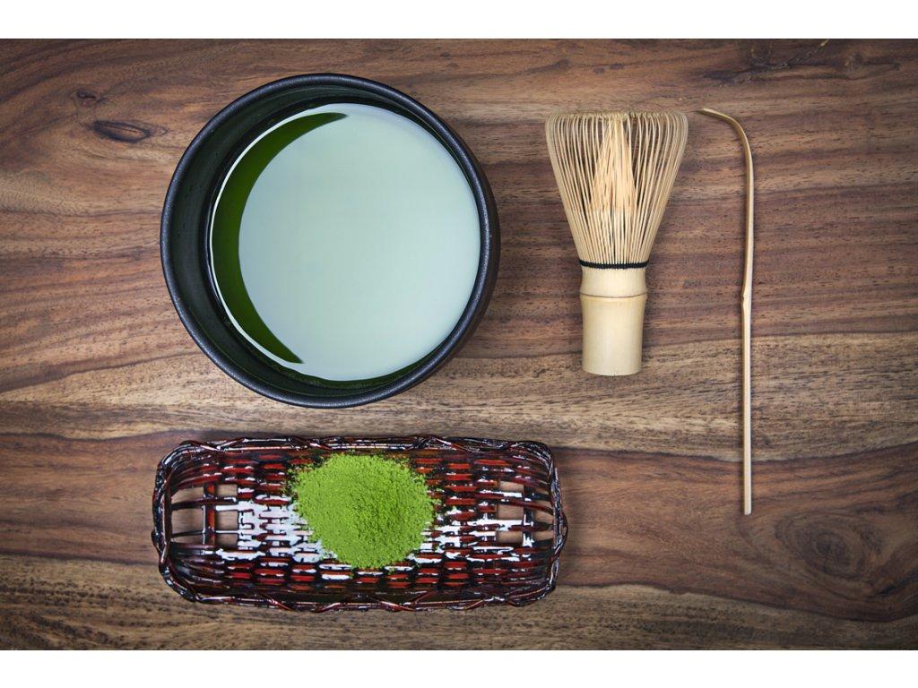 Nový požitek zčaje matcha -  Bio Matcha Tea Premium