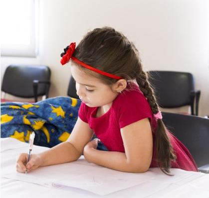 Podpořte soutředěnost u dětí