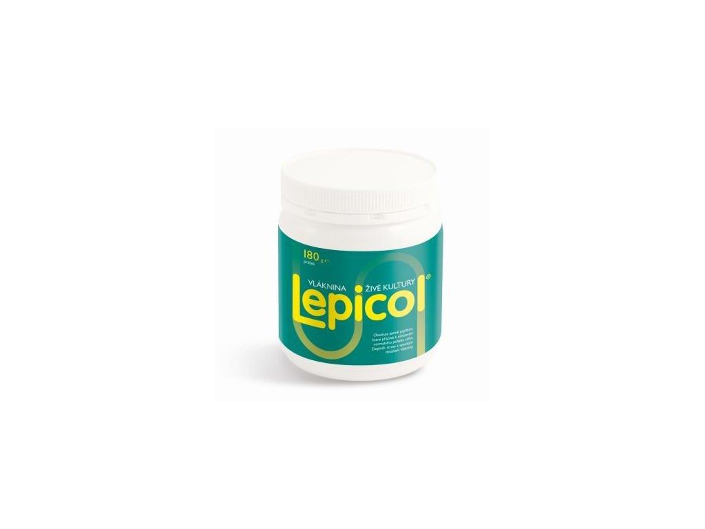 Vše o Lepicolu