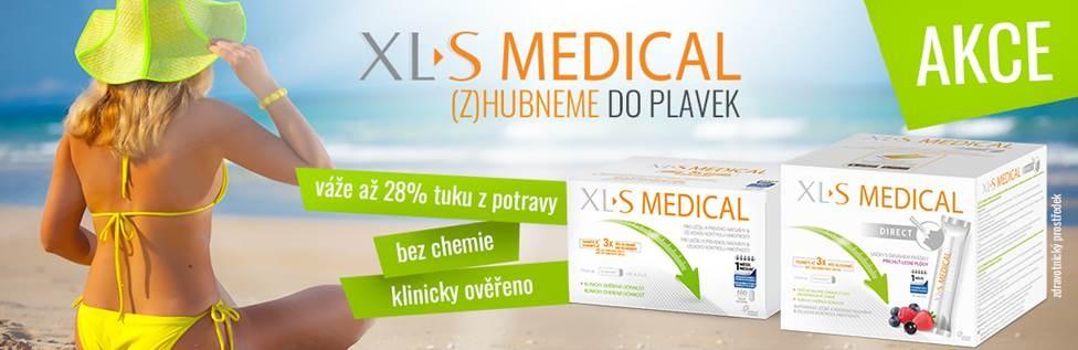 XLtoS Medical - zhubněte až 3x víc kilogramů než jen samotnou dietou