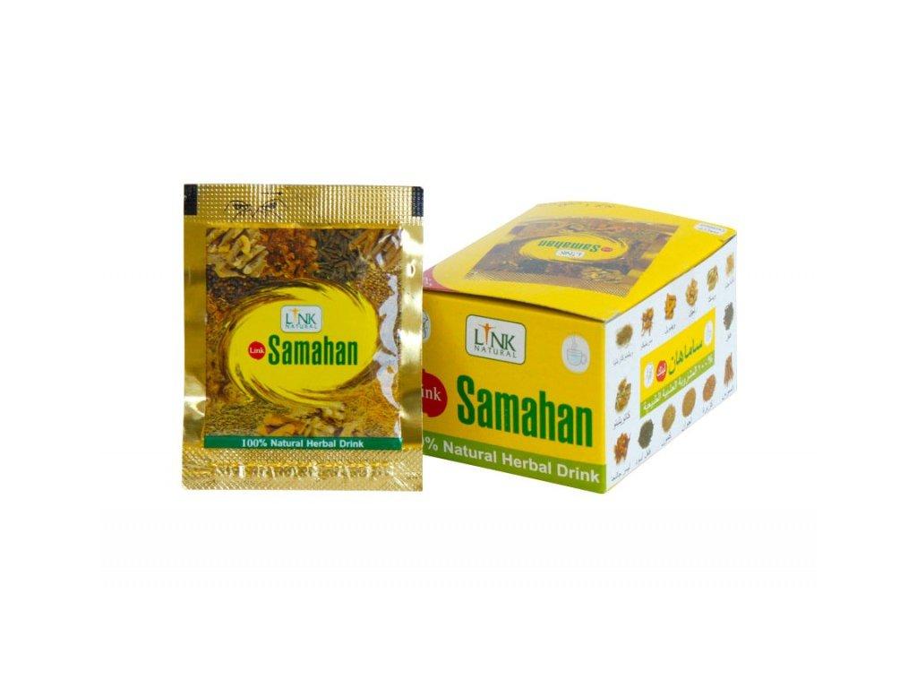 Link Samahan Ajurvédský bylinný nápoj 10 ks