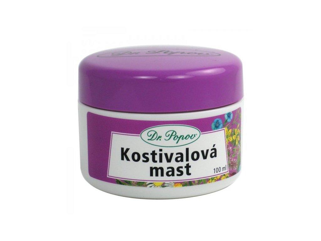 Dr. Popov Kostivalová mast 100 ml